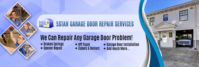 Tigard Garage Door Repair Services 5star